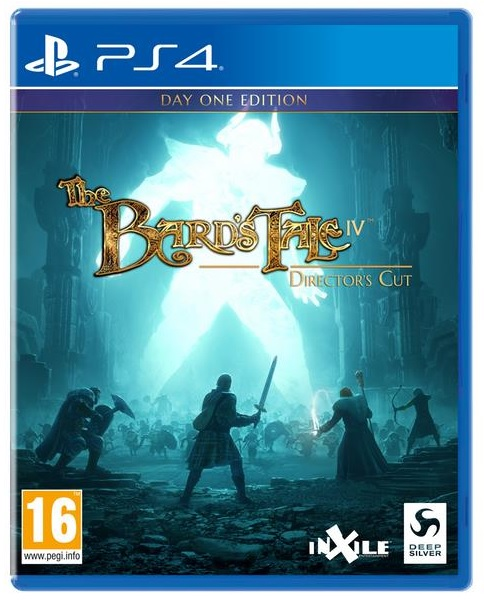 Deep Silver The BardS Tale IV DirectorS Cut Day One Edition PS4 Playstation 4 Game