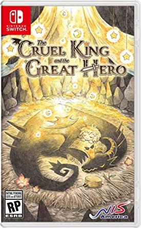 NIS The Cruel King And The Great Hero Nintendo Switch Game