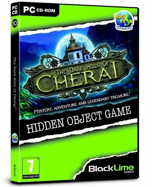 Big Fish Games The Dark Hills Of Cherai PC Game