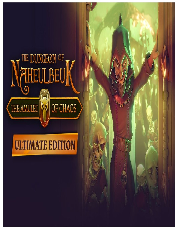 Plug In Digital The Dungeon Of Naheulbeuk The Amulet Of Chaos Ultimate Edition PC Game