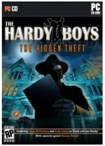 DreamCatcher Interactive The Hardy Boys The Hidden Theft PC Game