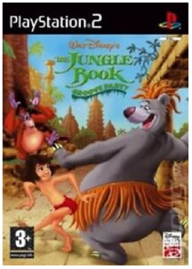 Ubisoft The Jungle Book Groove Party PS2 Playstation 2 Game