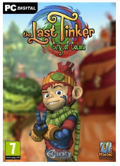 Soedesco The Last Tinker City of Colors PC Game