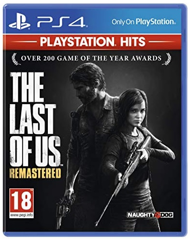 Sony The Last Of Us Remastered PlayStation Hits PS4 Playstation 4 Game
