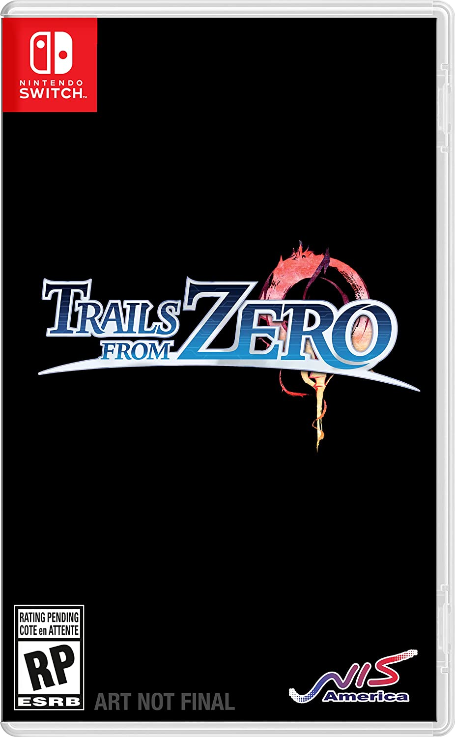NIS The Legend Of Heroes Trails From Zero Nintendo Switch Game