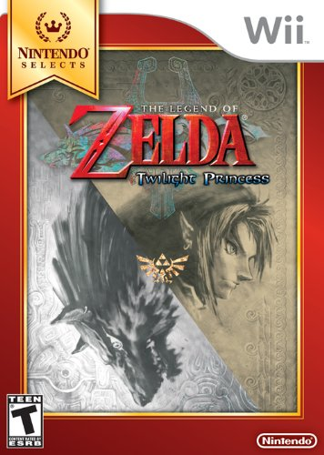 Nintendo The Legend Of Zelda Twilight Princess Refurbished Nintendo Wii Game