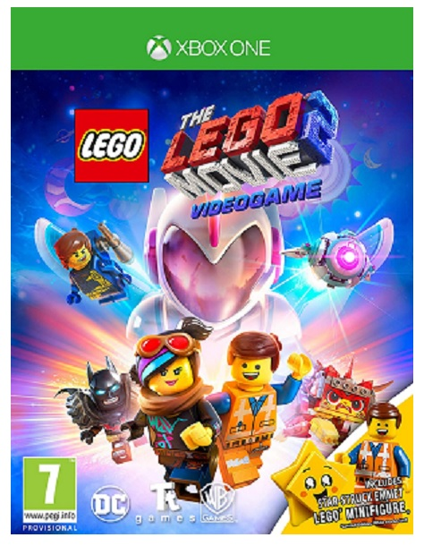 Warner Bros The Lego Movie Videogame 2 Xbox One Game