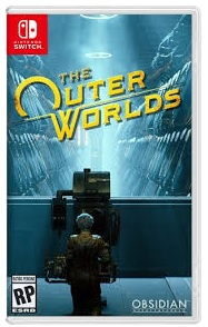 Private The Outer Worlds Nintendo Switch Game