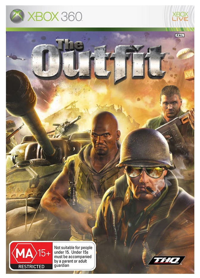 THQ The Outfit Refurbished Xbox 360 Game