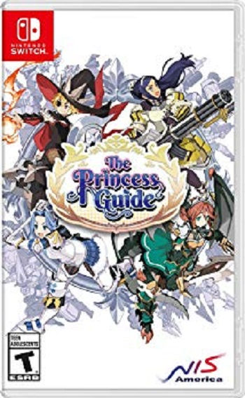 NIS The Princess Guide Nintendo Switch Game