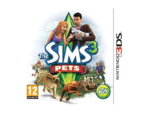 Electronic Arts The Sims 3 Pets Nintendo 3DS Game