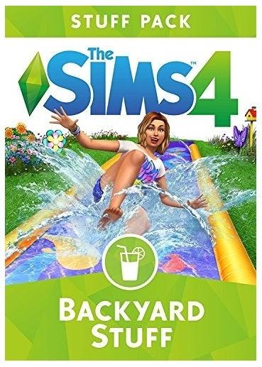 Electronic Arts The Sims 4 Backyard Stuff Pack PC Game