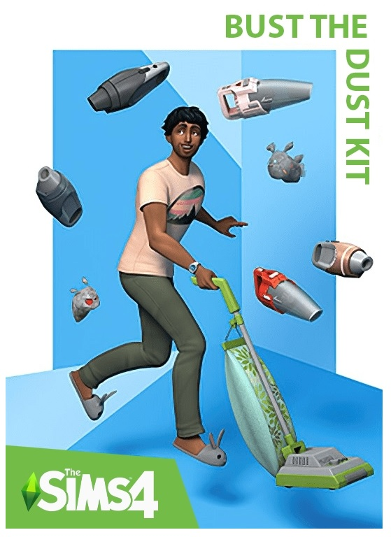 Electronic Arts The Sims 4 Bust the Dust Kit PC Game