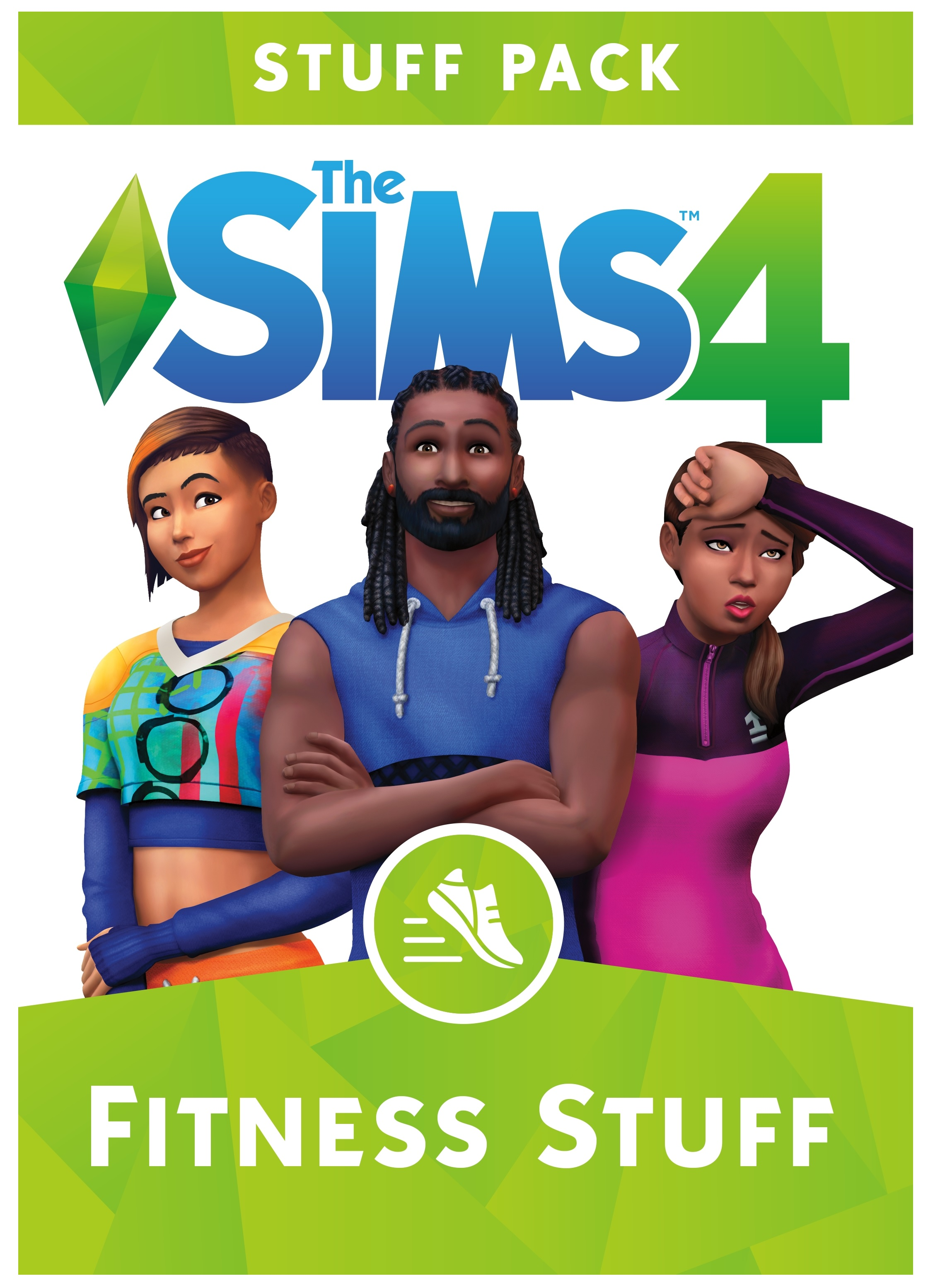 Electronic Arts The Sims 4 Fitness Stuff Pack PC Game