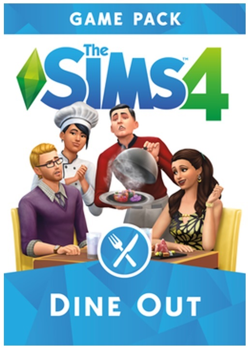 Electronic Arts The Sims 4 Movie Hangout Stuff Pack PC Game