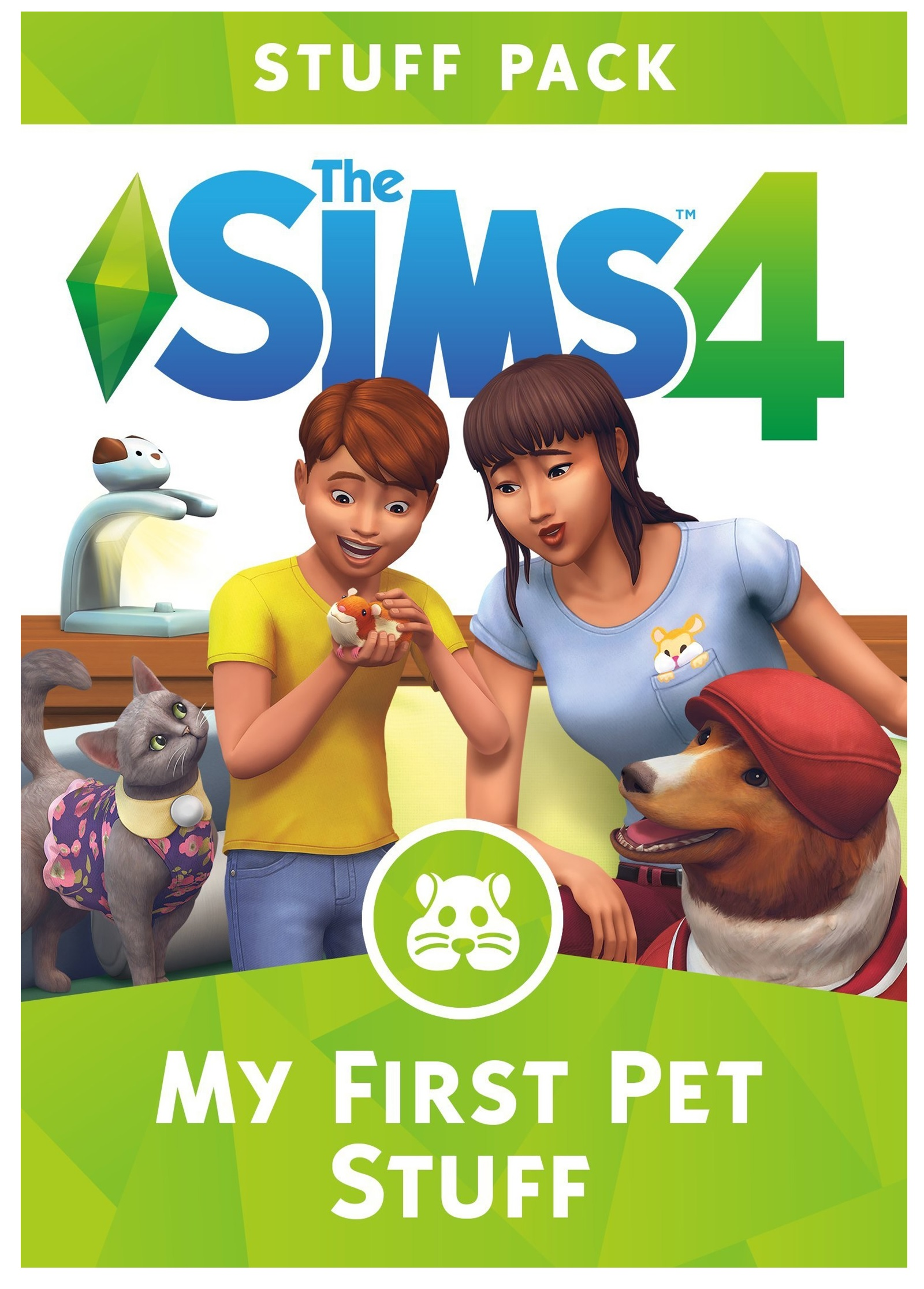 Electronic Arts The Sims 4 My First Pet Stuff Pack PC Game