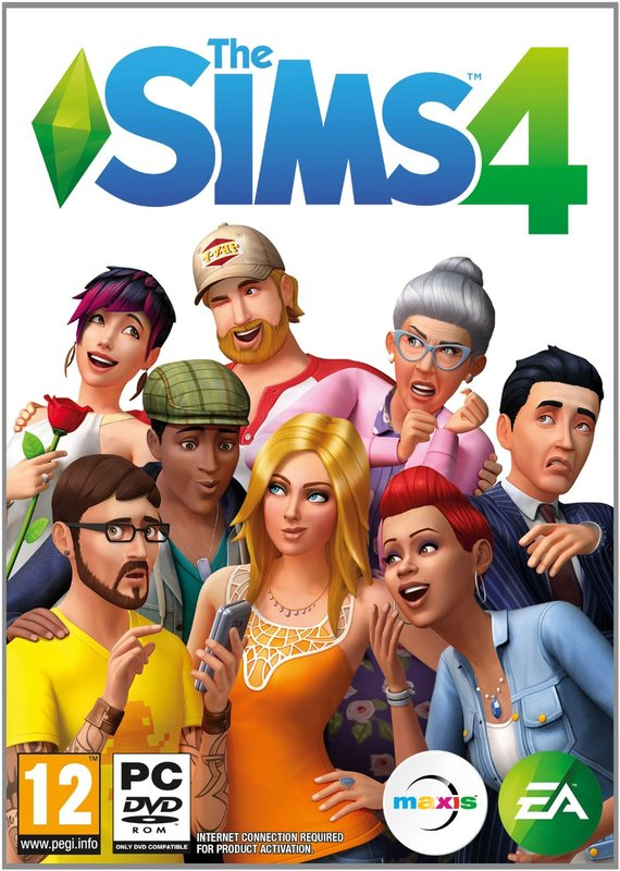 Electronic Arts The Sims 4 PC Game