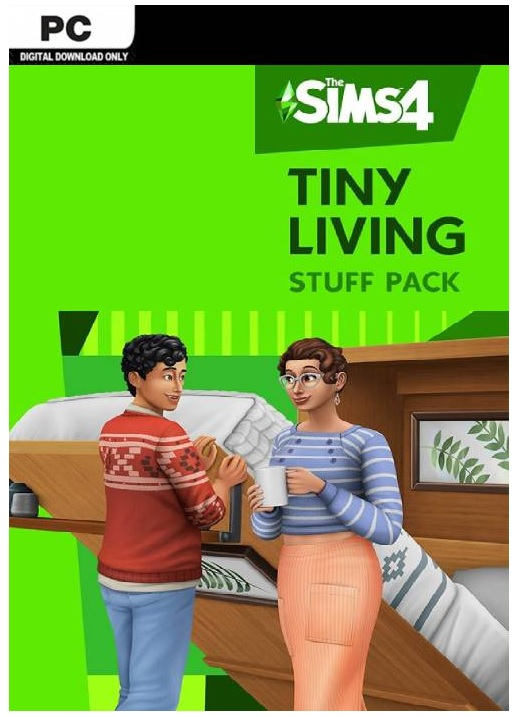 Electronic Arts The Sims 4 Tiny Living Stuff Pack PC Game