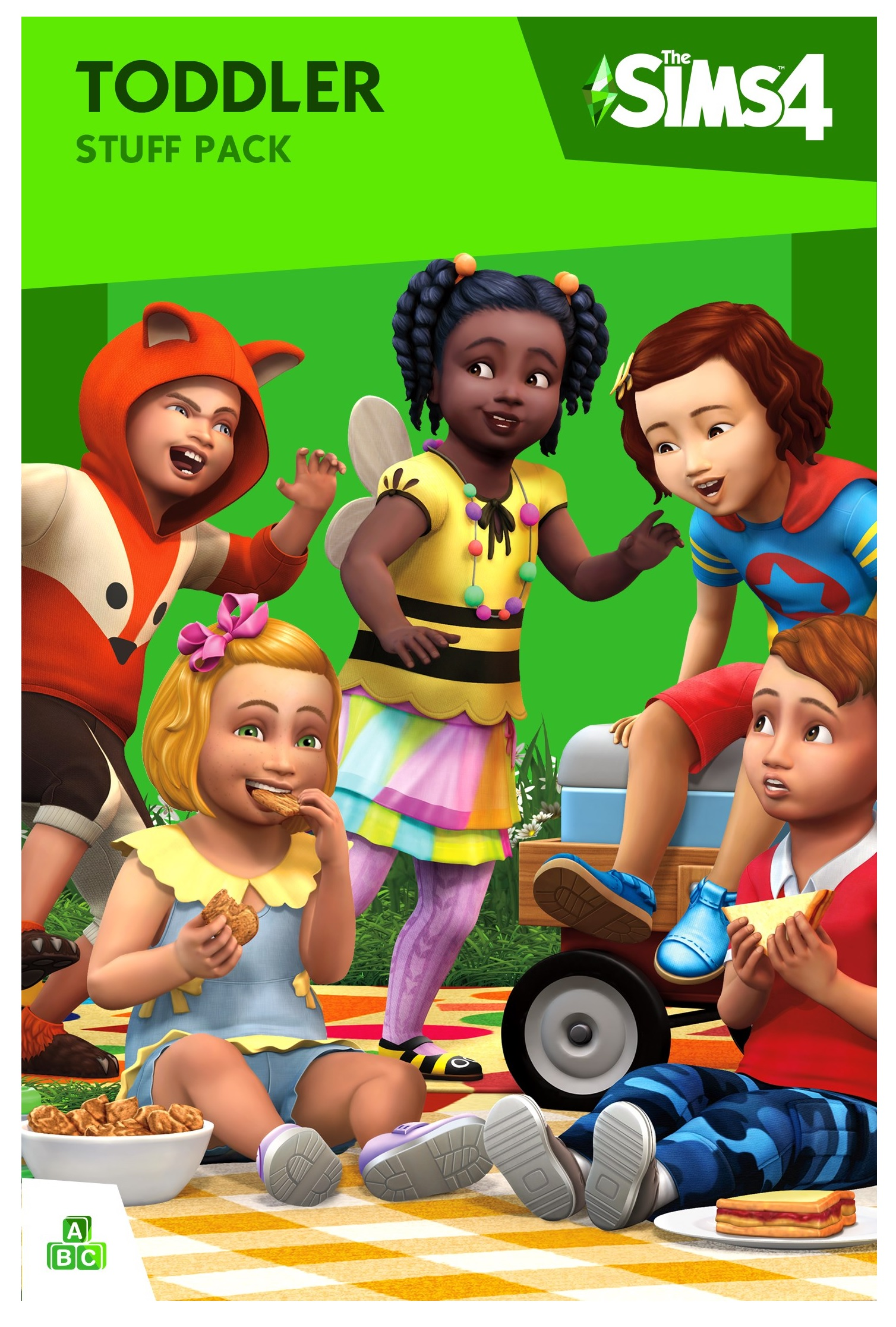 Electronic Arts The Sims 4 Toddler Stuff Pack PC Game