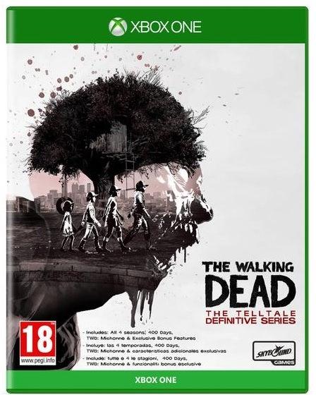 Telltale gamesThe Walking Dead The Telltale Definitive Series Xbox One Game