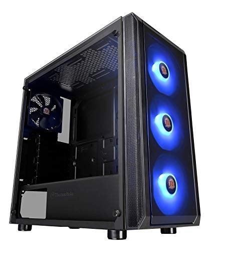 Thermaltake Versa J23 RGB Mid Tower Computer Case
