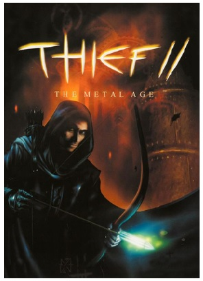 Eidos Interactive Thief II The Metal Age PC Game