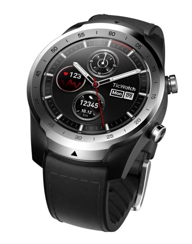 Mobvoi Ticwatch Pro Smart Watch