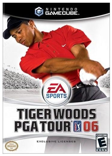 Electronic Arts Tiger Woods PGA Tour 06 GameCube Game