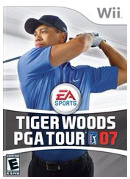 Electronic Arts Tiger Woods PGA Tour 07 Refurbished Nintendo Wii Game