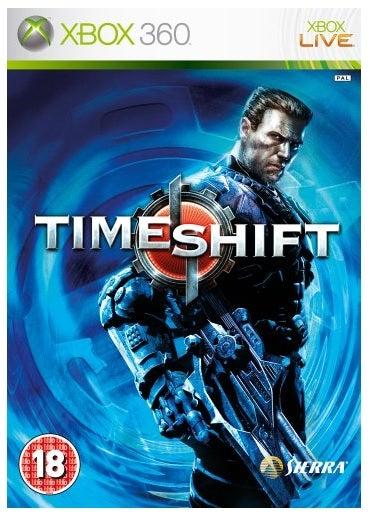 Vivendi Timeshift Refurbished Xbox 360 Game