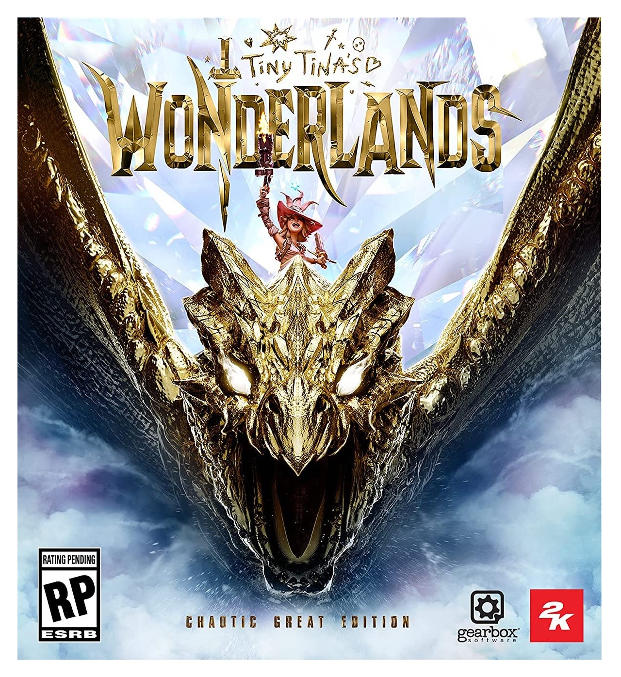 2k Games Tiny Tinas Wonderlands Chaotic Great Edition PC Game