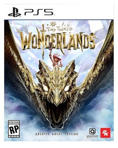 2k Games Tiny Tinas Wonderlands Chaotic Great Edition PS5 PlayStation 5 Game