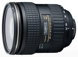 Tokina AT-X 24-70mm F2.8 Pro FX Lens