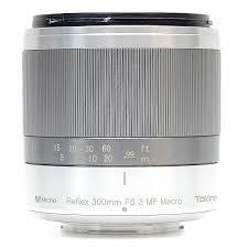 Tokina Reflex 300mm F6.3 MF Lens