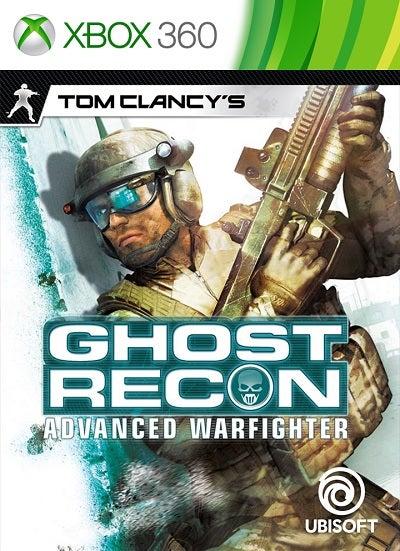 Ubisoft Tom Clancys Ghost Recon Advanced Warfighter Refurbished Xbox 360 Game