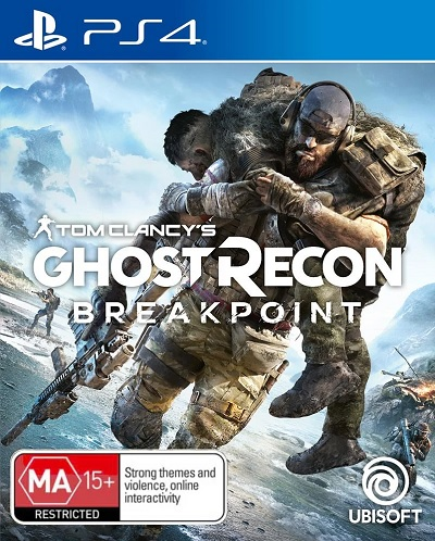 Ubisoft Tom Clancys Ghost Recon Breakpoint Refurbished PS4 Playstation 4 Game