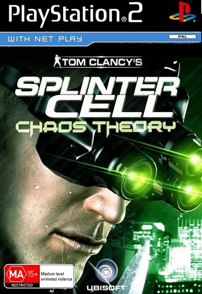 Ubisoft Tom Clancys Splinter Cell Chaos Theory Refurbished PS2 Playstation 2 Game