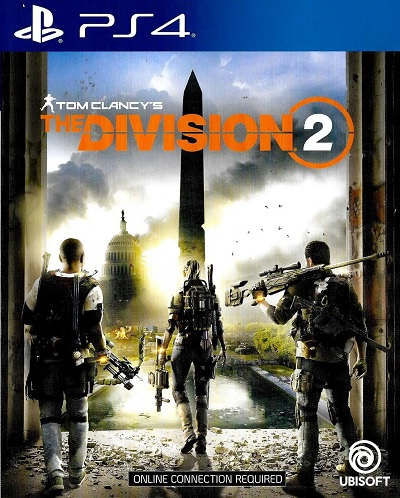 Ubisoft Tom Clancys The Division 2 Refurbished PS4 Playstation 4 Game