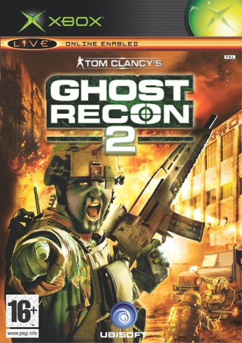 Ubisoft Tom Clancys Ghost Recon 2 Refurbished Xbox Game