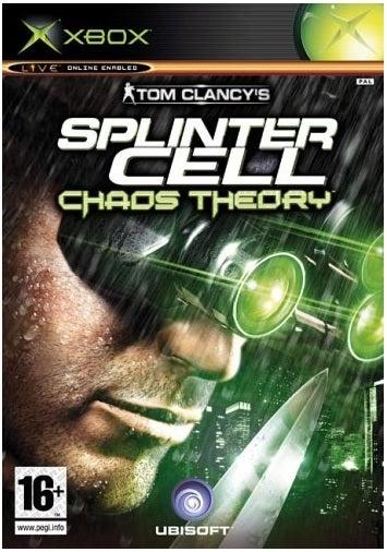 Ubisoft Tom Clancys Splinter Cell Chaos Theory Xbox Game