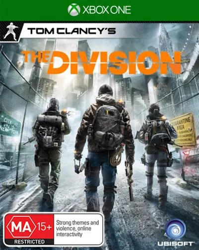 Ubisoft Tom Clancys The Division Refurbished Xbox One Game