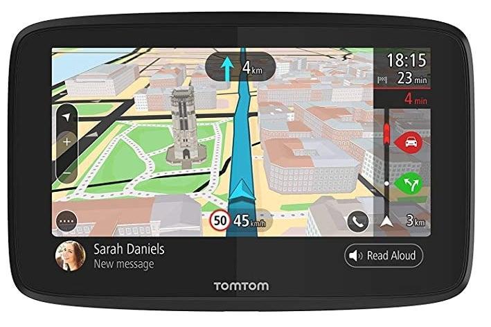 TomTom GO520 GPS Device
