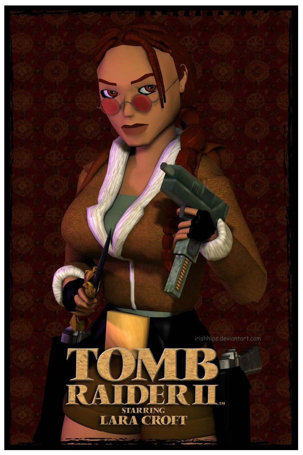 Eidos Interactive Tomb Raider II PC Game