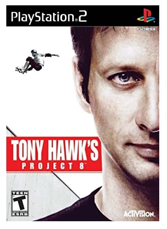 Activision Tony Hawks Project 8 Refurbished PS2 Playstation 2 Game