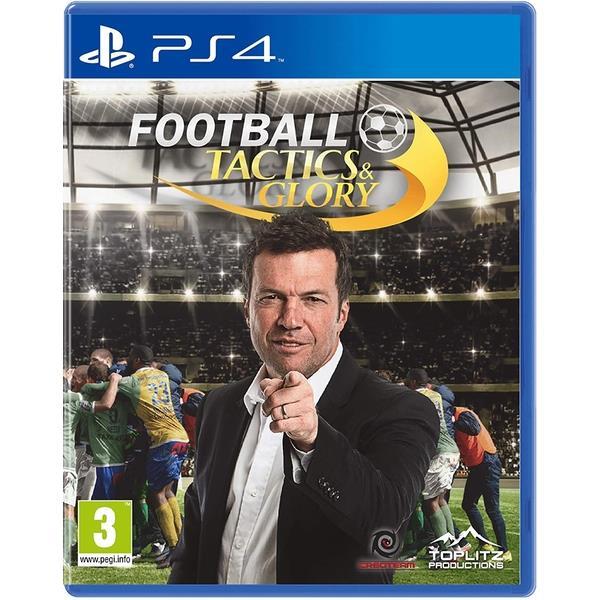 Toplitz Productions Football Tactics and Glory PS4 Playstation 4 Game