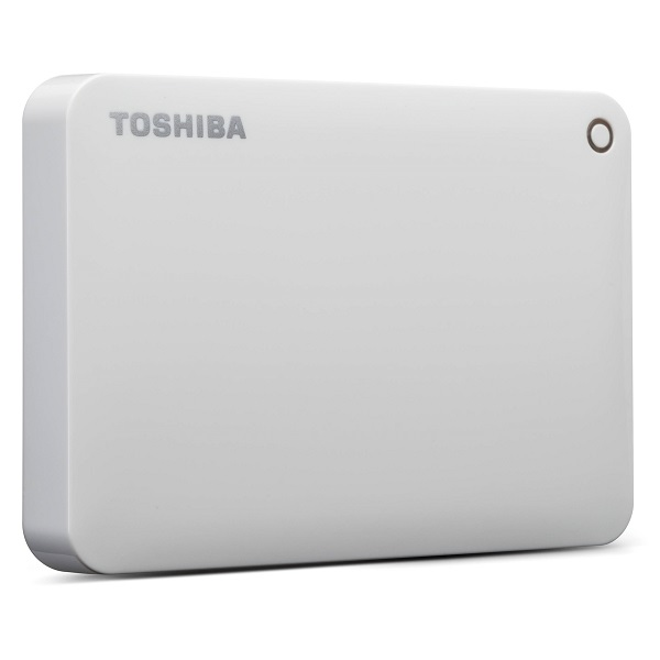 Toshiba Canvio Connect II HDTC830AW3C1 3TB Hard Drive