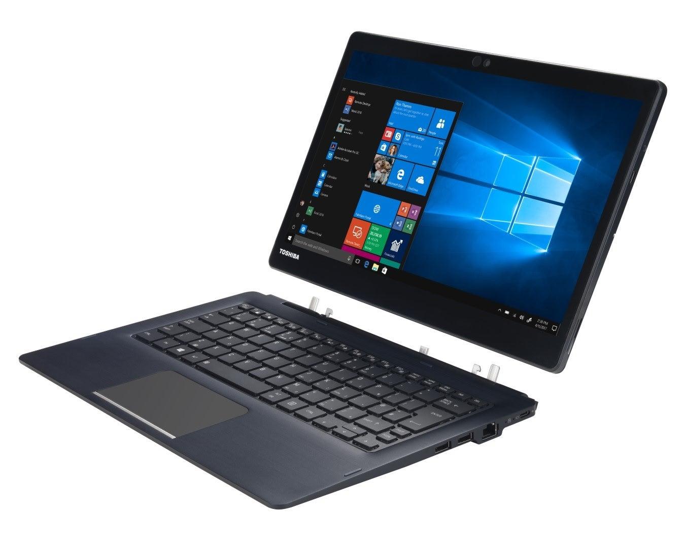 Toshiba Portege X30T 13 inch 2-in-1 Laptop