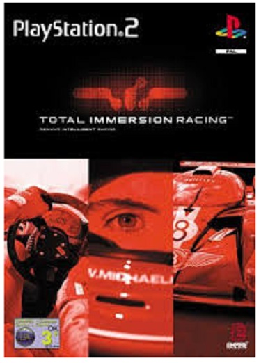 Empire Interactive Total Immersion Racing PS2 Playstation 2 Game