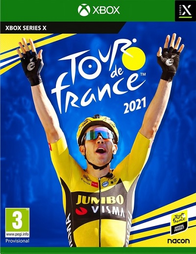Nacon Tour De France 2021 Xbox Series X Game