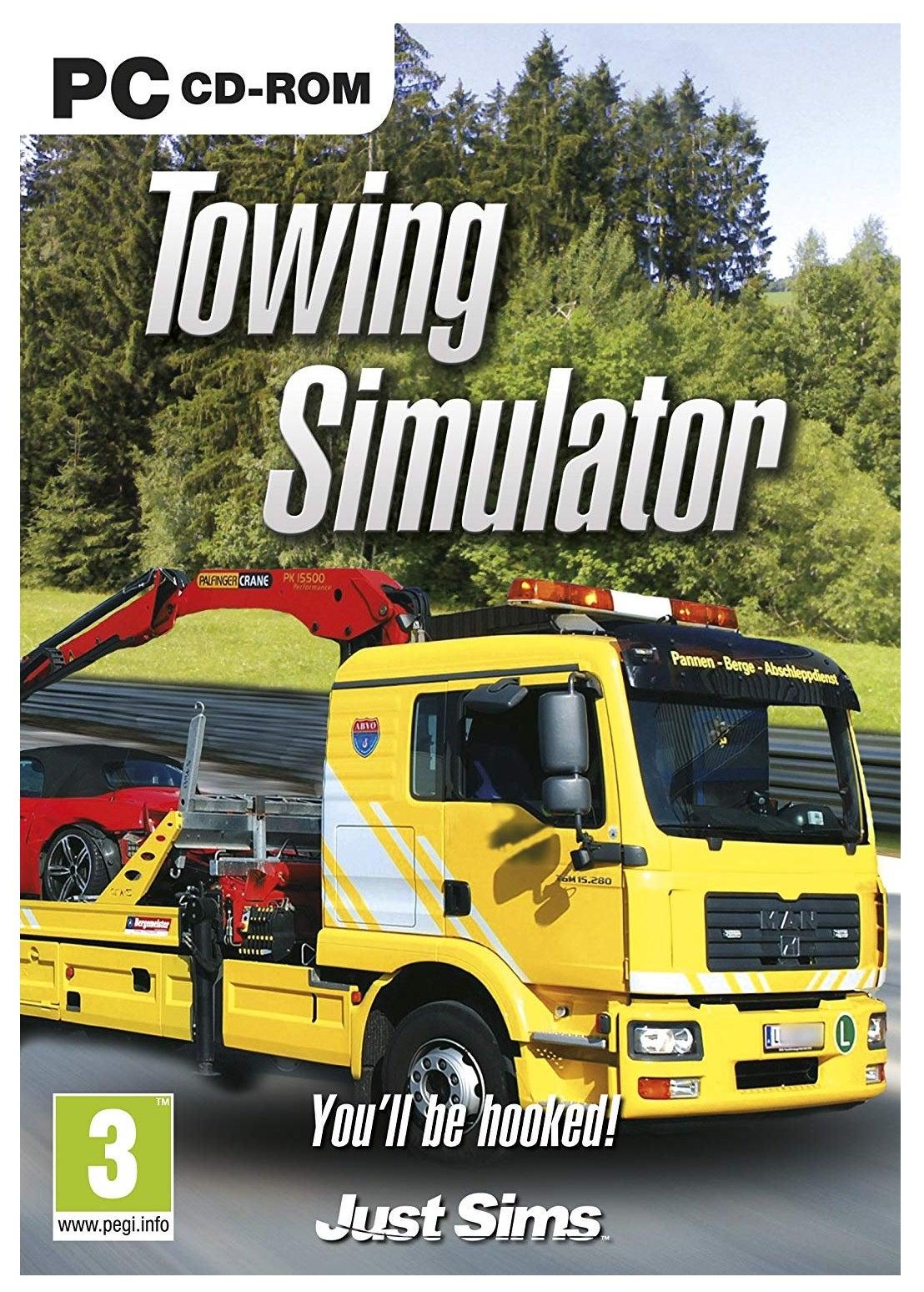 Excalibur Towing Simulator PC Game